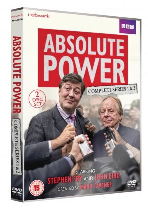 Absolute Power TV Series DVD