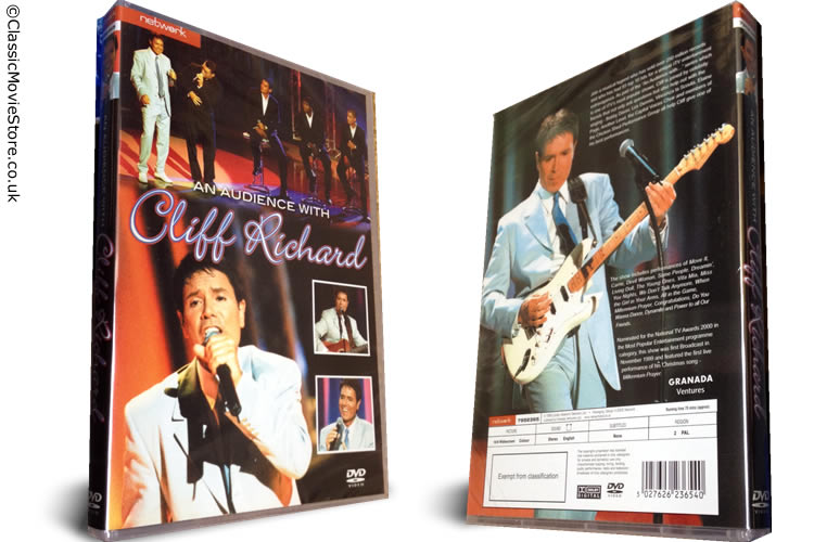 Cliff Richard - An Audience With Cliff Richard DVD