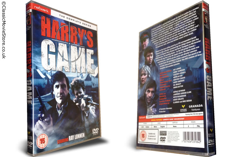 Harry's Game DVD Set