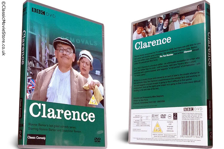 Clarence DVD - Click Image to Close