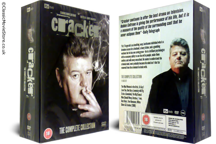Cracker DVD Complete Collection - Click Image to Close