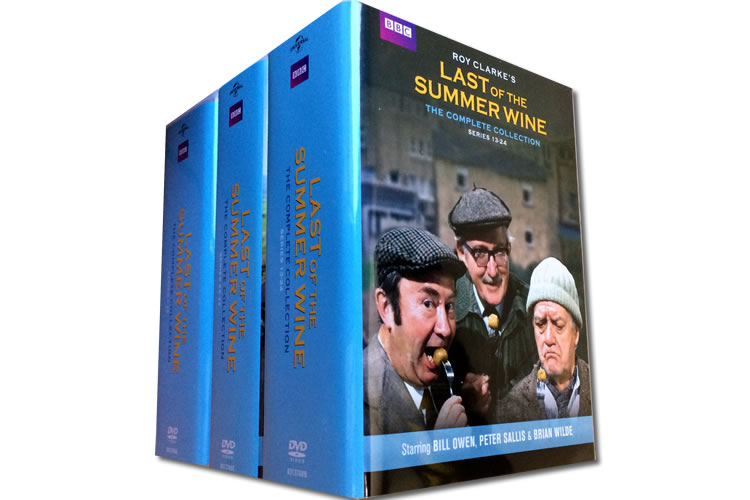 Last of the Summer Wine DVD - Click Image to Close
