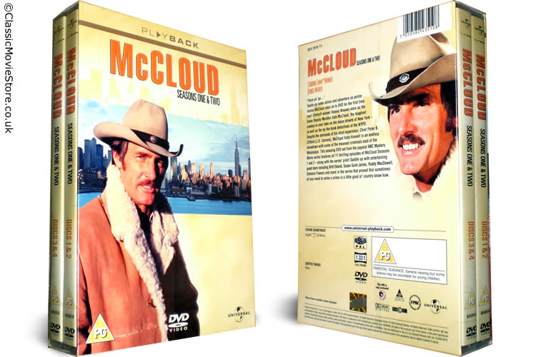 McCloud DVD Set - Click Image to Close