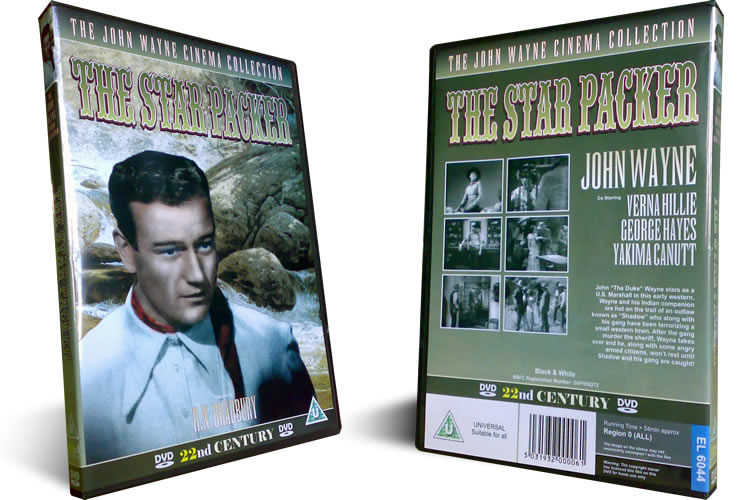 The Star Packer DVD - Click Image to Close