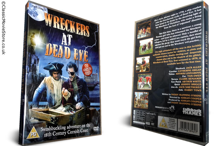 Wreckers At Dead Eye DVD - Click Image to Close