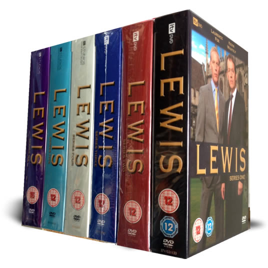 Lewis DVD Set