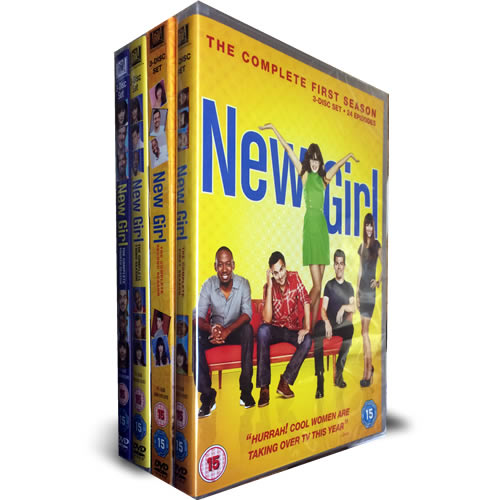New Girl TV Series (DVD)