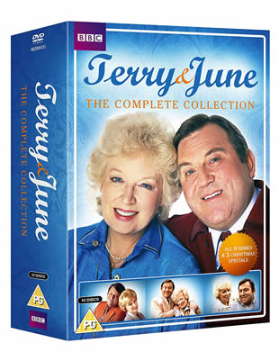 Terry and June DVD Complete