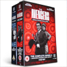 The Avengers DVD Set