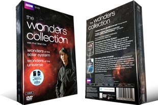 Wonders of the Universe DVD Set