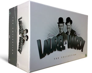 laurel and hardy 21 dvd collection