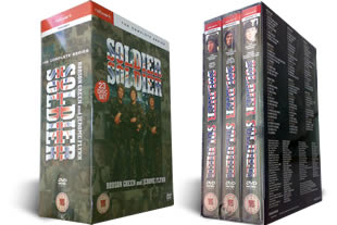 Soldier Soldier Complete dvd Box Set