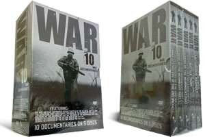 war dvd box set