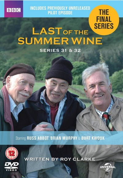 Last of the Summer Wine Complete Series 31&32 DVD