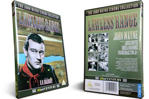 Lawless Range dvd