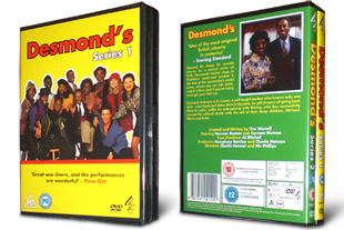 Desmond's DVD Set