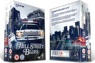 Hill Street Blues DVD Set