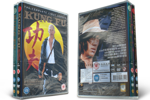 Kung Fu dvd collection
