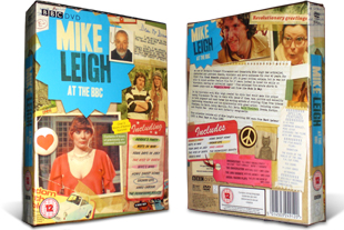 Mike Leigh DVD