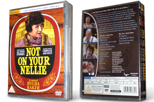 Not On Your Nellie DVD