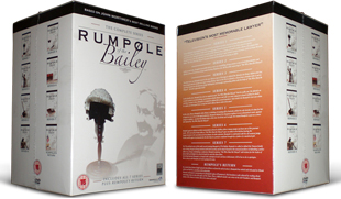 Rumpole of the Bailey DVD