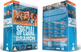 Special Branch DVD