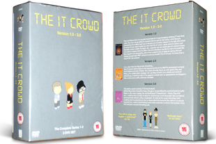 The IT Crowd DVD