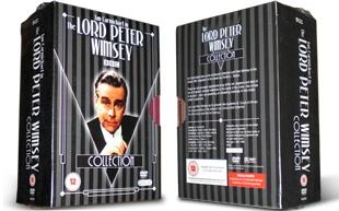 Lord Peter Wimsey DVD