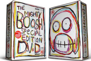 Mighty Boosh Complete DVD set