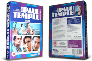Paul Temple DVD