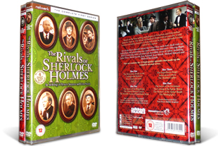 The Rivals Of Sherlock Holmes dvd collection