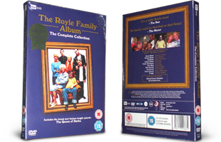 The Royle Family DVD