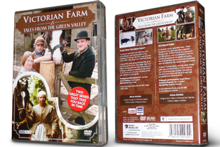 Victorian Farm & Tales from the Green Valley DVD