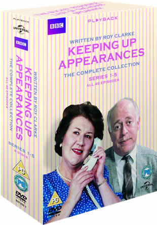 Keeping Up Appearances DVD Set