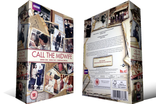 Call the Midwife dvd collection