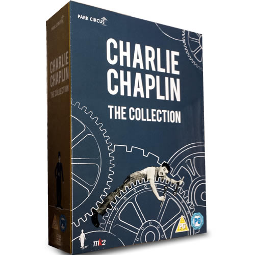 Charlie Chaplin Complete Boxset DVD