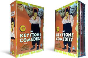 keystones comedy dvd