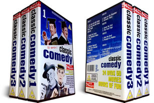 classic comedy dvd