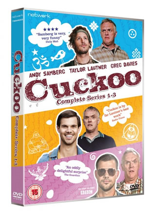 Cuckoo Complete DVD Set