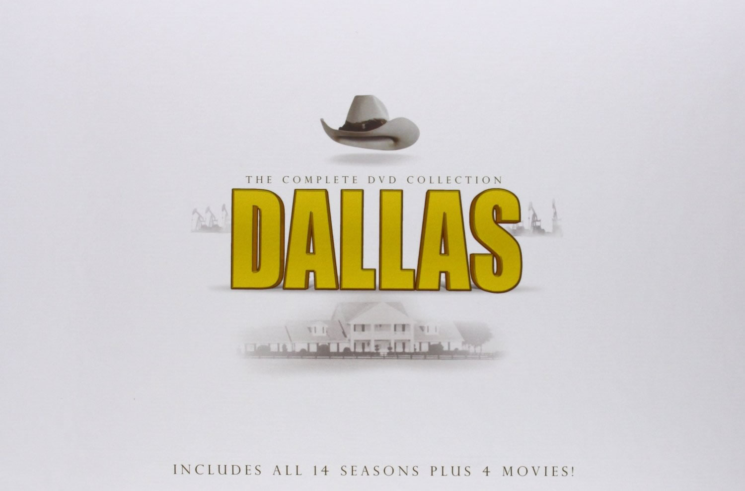 Dallas DVD Collection Complete