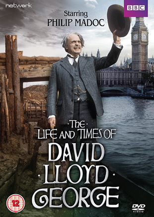 Life and Times of David Lloyd DVD complete collection