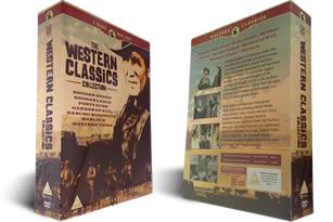 classic westerns dvd box set dvd