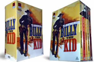 billy the kid dvd