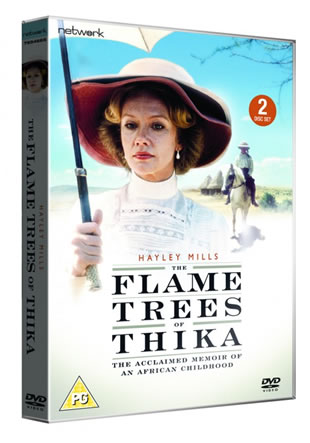 Flame Trees Of Thika DVD Set