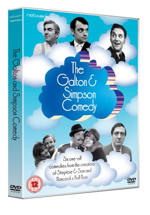 Galton and Simpson Comedy DVD Set