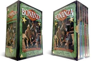 bonanza ponderosa country dvd