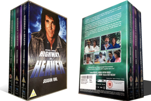 Highway To Heaven dvd collection