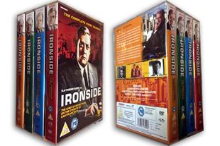 Ironside DVD