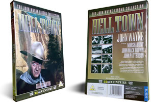 Hell Town dvd
