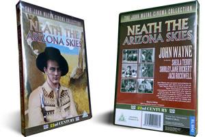 Neath The Arizona Skies dvd